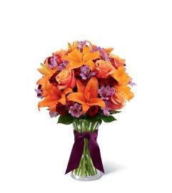 The FTD® Harvest Heartstrings™ Bouquet 2014