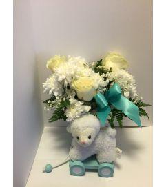 Sweet Baby Lamb, Blue