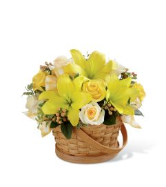 The FTD® Sunny Surprise™ Basket