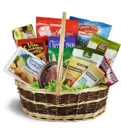 Deluxe Sweet & Savory Snacks Basket™