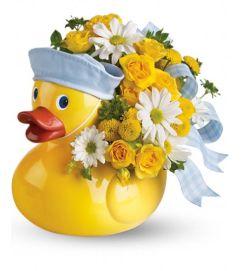 Baby Boy Lucky Duck