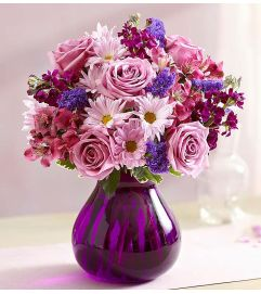 Lavender Arrangement Dreams