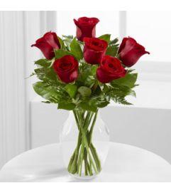 Simply Elegant  Rose Bouquet