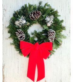 Silver Wreath