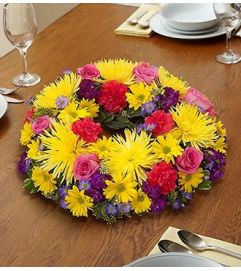 Multicolor Bright Centerpiece