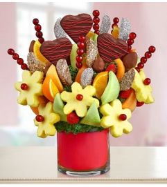 "From The Heartâ""¢ Fruit Bouquet"