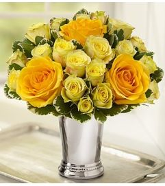 Julep Cup Bouquet™ - Yellow