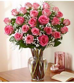 Ultimate Elegance™ Long Stem Pink Roses