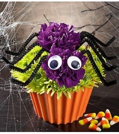Cupcake in Bloom® - Spider