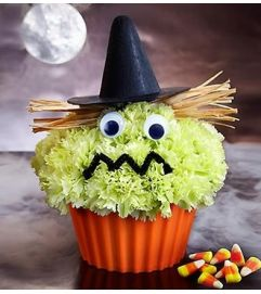 Cupcake in Bloom® - Witch
