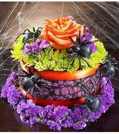 Itsy Bitsy Spider Flower Cake™