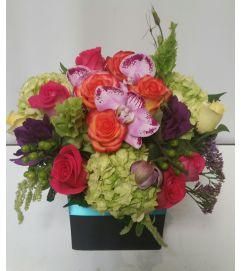 Dazzling Delight bouquet