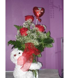 Heart and soul Bouquets
