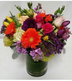 Her Garden Bouquet