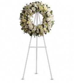 Serenity Wreath Tribute