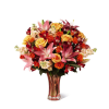 The FTD® Touch of Spring® Bouquet - VASE INCLUDED