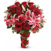 Swirling desire bouquet