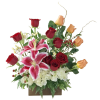 The Contemporary  Signature Collection Arrangement