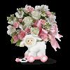 Sweet Little Lamb - Baby Pink