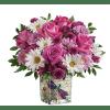 In Flight Wildflower Bouquet