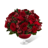 The FTD® Holiday Peace™ Bouquet by Vera Wang 2016