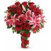 Teleflora's Swirling Desire Bouquet