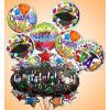 Graduation Balloon Bunch