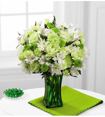 The FTD® Lime-Licious Bouquet