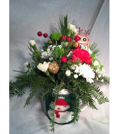 Cozy Christmas Mug