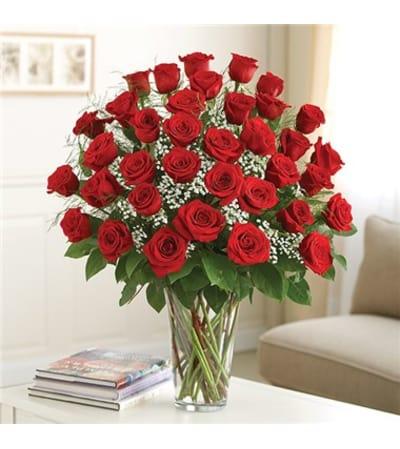 Classic Three Dozen Roses