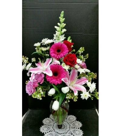 Joy of Love Bouquet