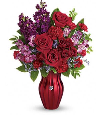 Shining Heart Bouquet