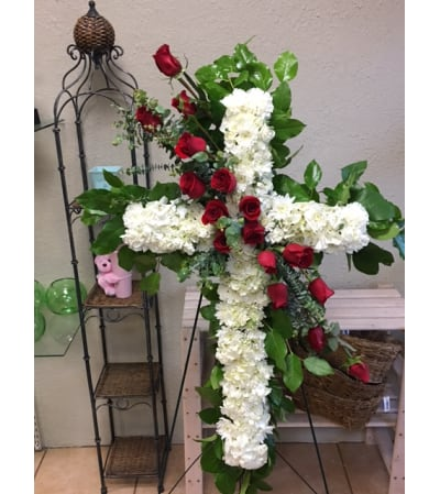 Standing Sympathy Cross