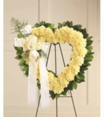 Sunshine Funeral Heart