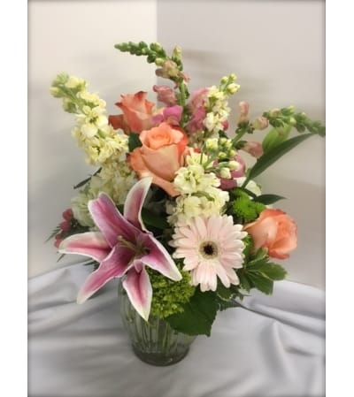 Soft Side of Mom by Rothe Florists