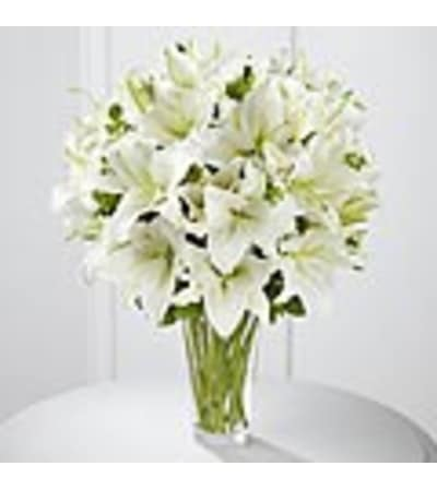 The Spirited Grace™ Lily Bouquet by FTD®