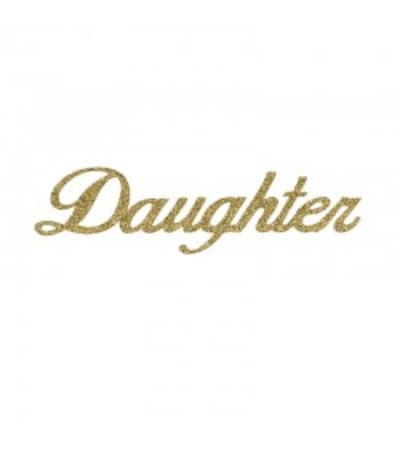 DAUGHTER FUNERAL SCRIPT