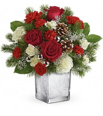 Woodland Winter Bouquet