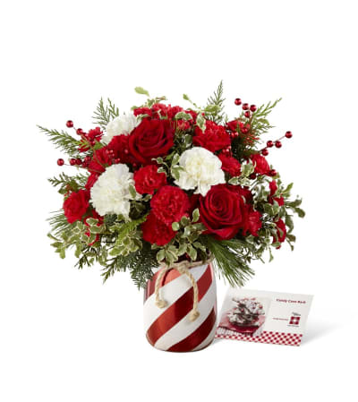 FTD Holiday Wishes Bouquet by Better Homes and Gardens