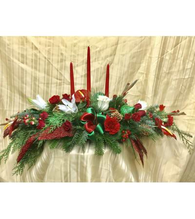 Christmas Cheer Centerpiece