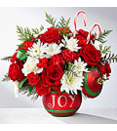 Season's Greeting Bouquet