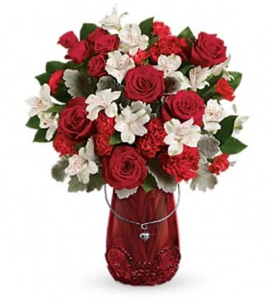 TF'S RED HAUTE BOUQUET