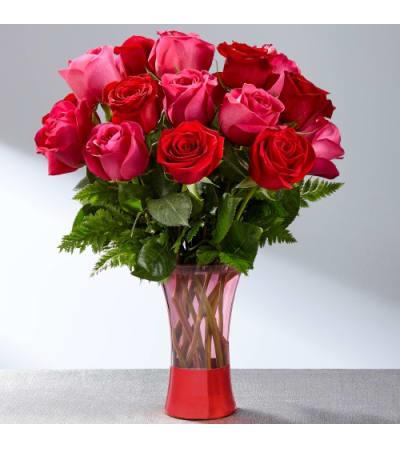 Art of Love Rose Bouquet