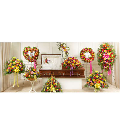 Funeral Florals - Full Service