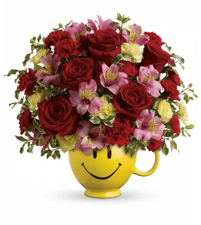 So Happy You're Mine Bouquet by Teleflora