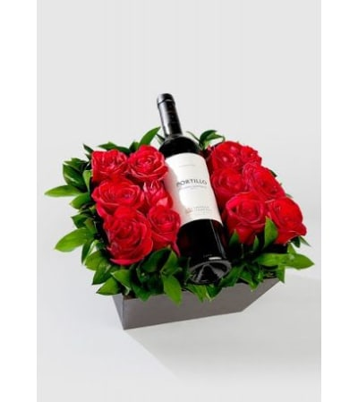 Bed of Wine and Roses