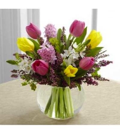 Bountiful Spring Bouquet