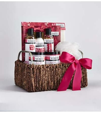 Imperial Cherry Spa Baskets