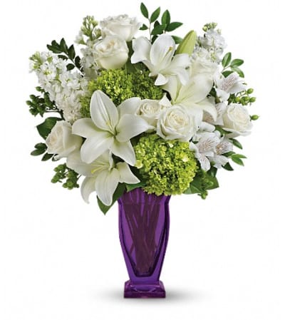 Teleflora's Moments Of Majesty Bouquet