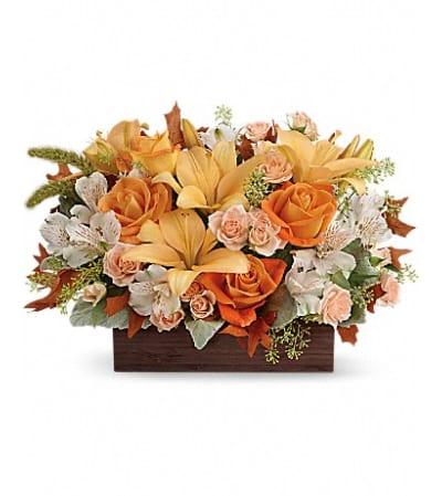 Teleflora's Fall Chic Bouquet